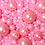 """Thumbnail: Посыпка микс """"Шарики розовые ассорти"""", 50гр"""
