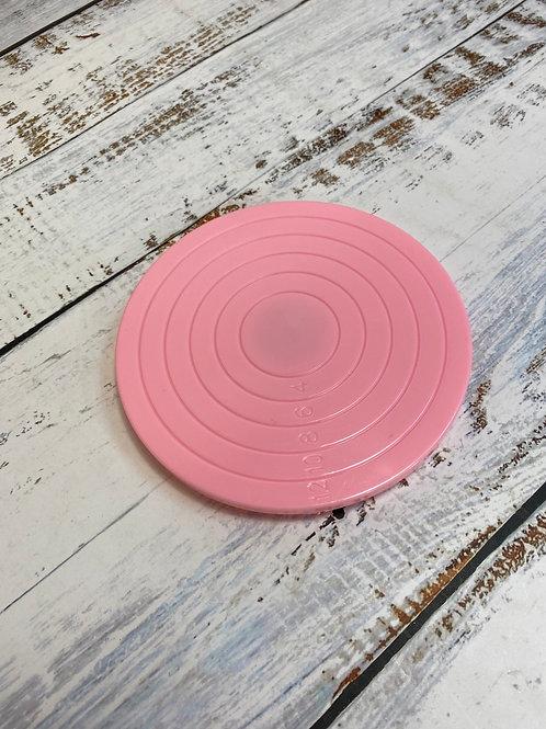 Подставка вращающаяся под пряник и десерт диаметр 12см