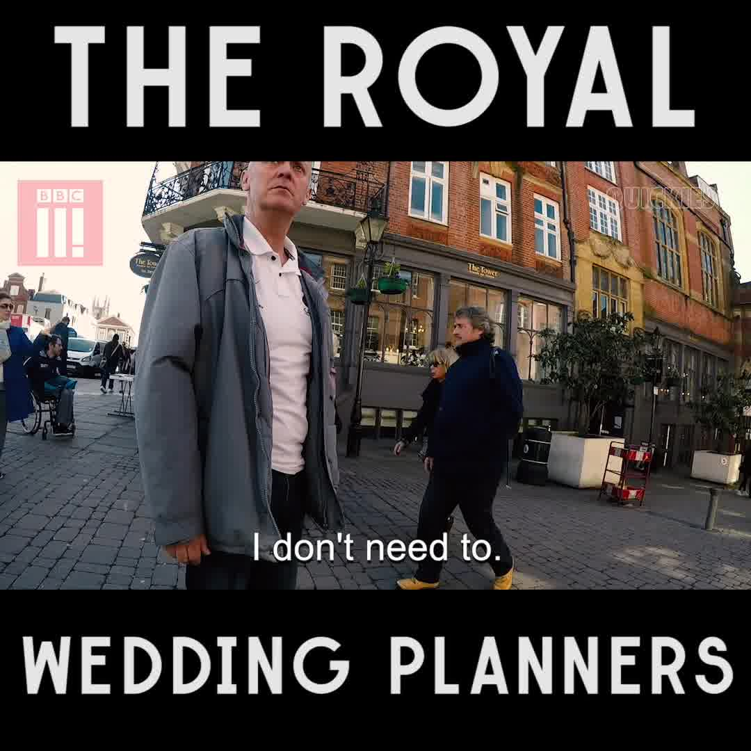 Quickies: Royal Wedding Planners