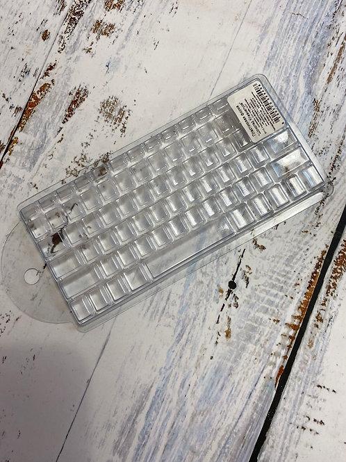 Пластиковая форма «Клавиатура»