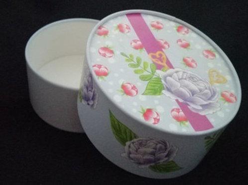 Коробка для десертов диаметр 15см