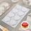 Thumbnail: Форма силиконовая «Тарт пузыри»
