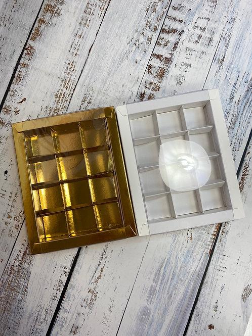 Коробка для конфет на 12шт