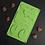 Thumbnail: Форма силиконовая «Зайчик 3д» для леденцов и шоколада