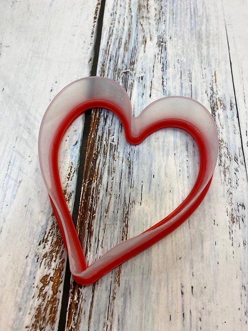 Вырубка Сердечко