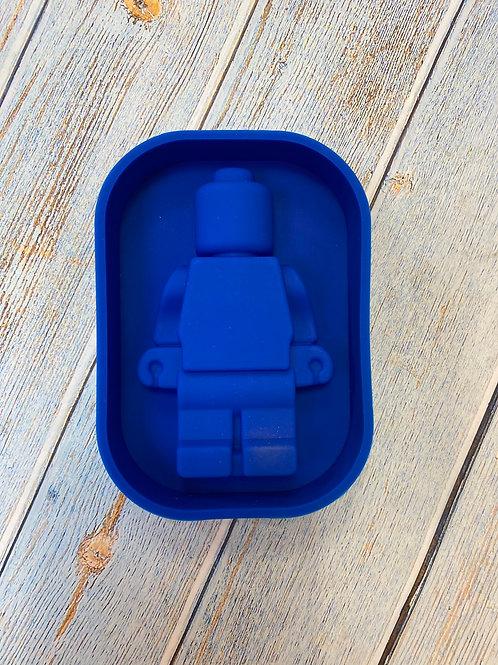 Форма силиконовая для шоколада «Лего»