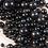 """Thumbnail: Посыпка микс """"Шарики черные ассорти"""", 50 гр"""