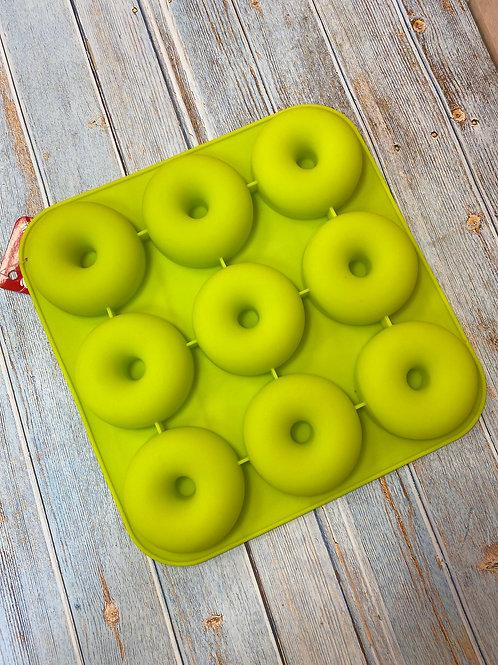 Форма силиконовая «Пончики»