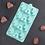Thumbnail: Форма силиконовая для шоколада и мармелада «Единорог»