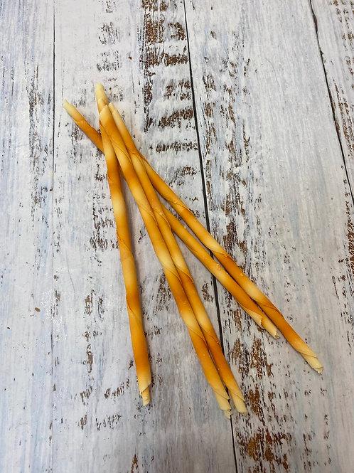 Шоколадные «Карандаши длинные оранжевые», Callebaut 1шт