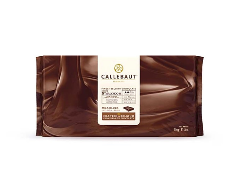 Горький шоколад без сахара со стевией 83,9%, Callebaut кг
