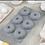 Thumbnail: Форма силиконовая «Вихрь» 6 ячеек