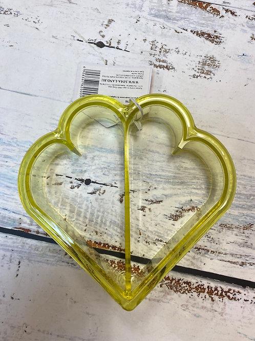 Вырубка Сердце двойное