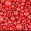 "Thumbnail: Посыпка микс ""Шарики красные ассорти"", 50гр"