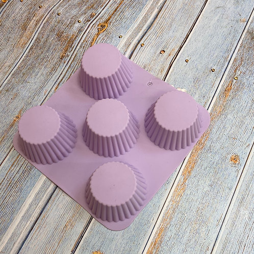 Форма силиконовая «Кекс»