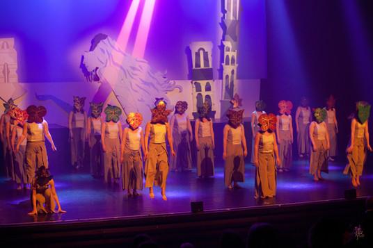 Adultes débutants - Danse moderne - Spectacle 2019