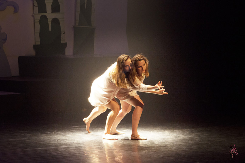 Duo - Danse moderne - Spectacle 2019