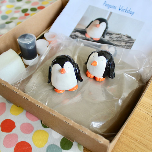 Penguin Workshop Kit