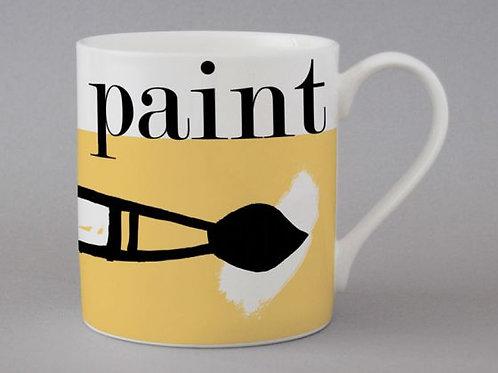 Graphic Paint Mug + gift box