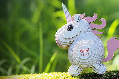 3D Eugy Model Kit Unicorn