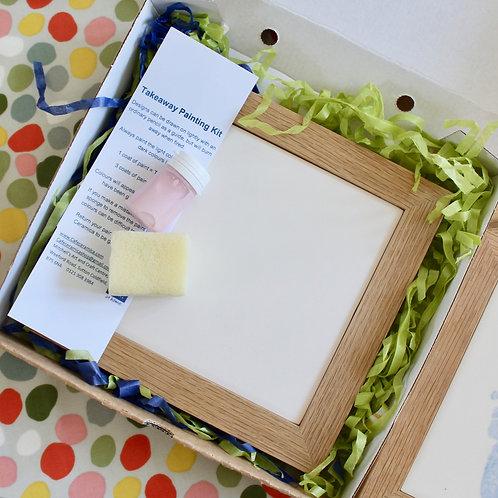 """Baby Print 6"""" Tile Kit"""