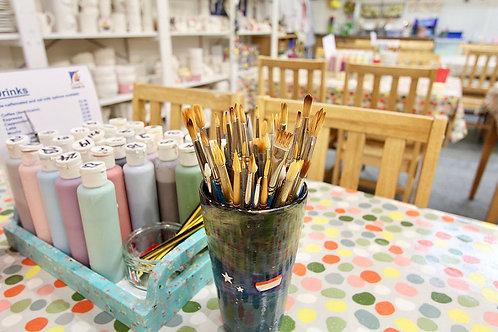 Extra brushes