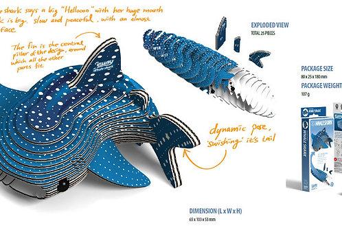 Eugy Model Kit Whaleshark
