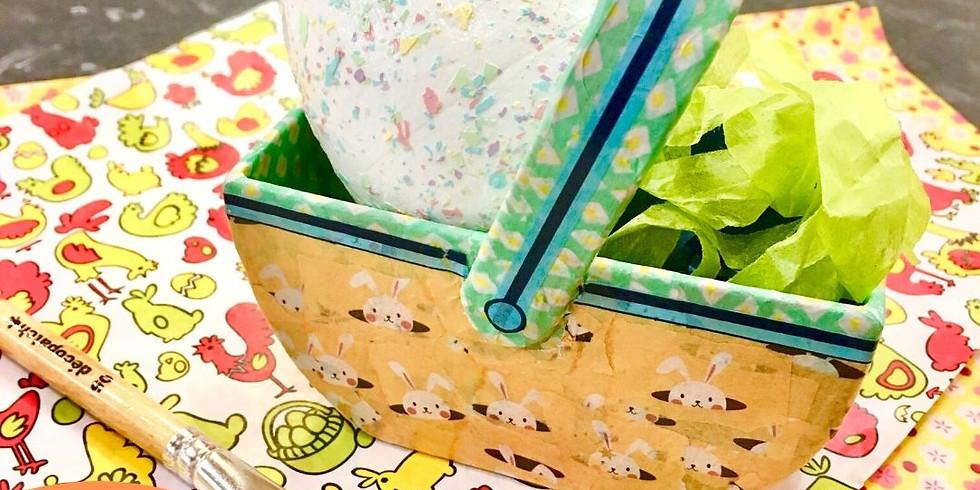 Easter basket workshop