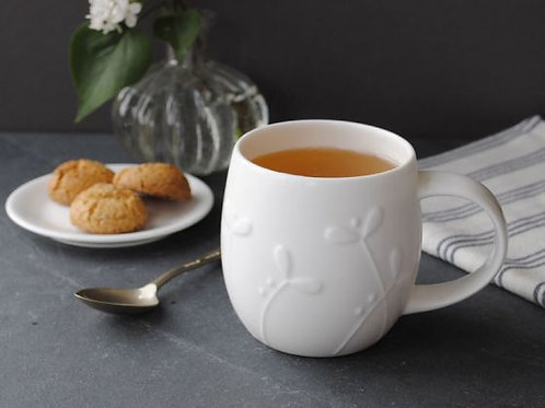 Plum Cress Mug + Gift box