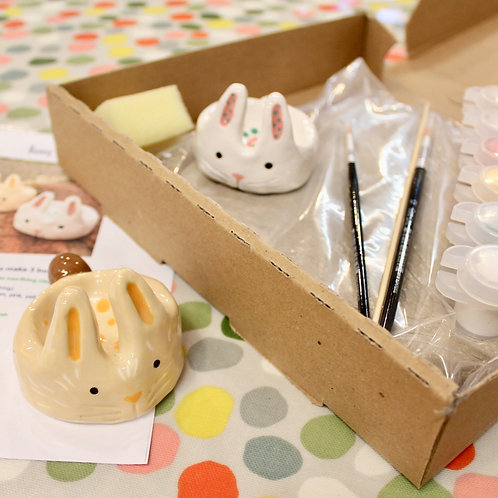 Bunny Pot Workshop Kit