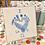 "Thumbnail: 6"" Tile baby print kit"