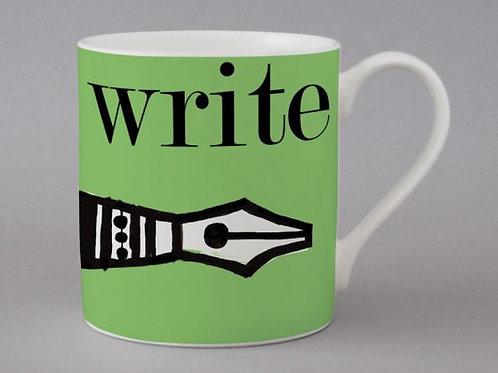 Graphic Write Mug + gift box