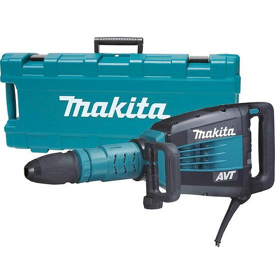 Makita 27 lbs 14 Amp AVT Demo Hammer with Wheel Case