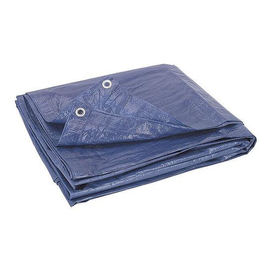 Blue Tarp 7.5' x 9.5'