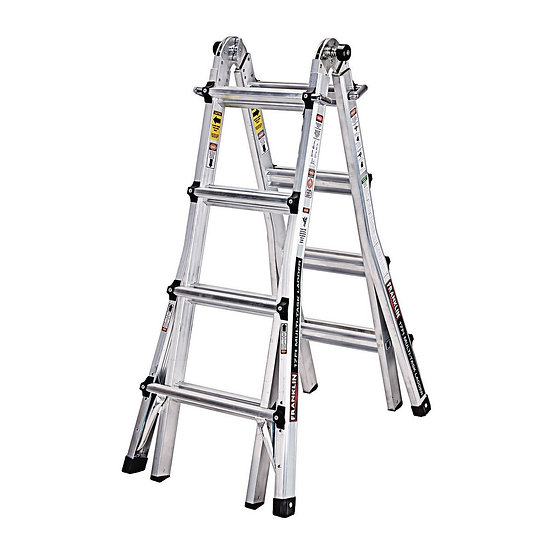 17 ft Multitask Ladder Type IA