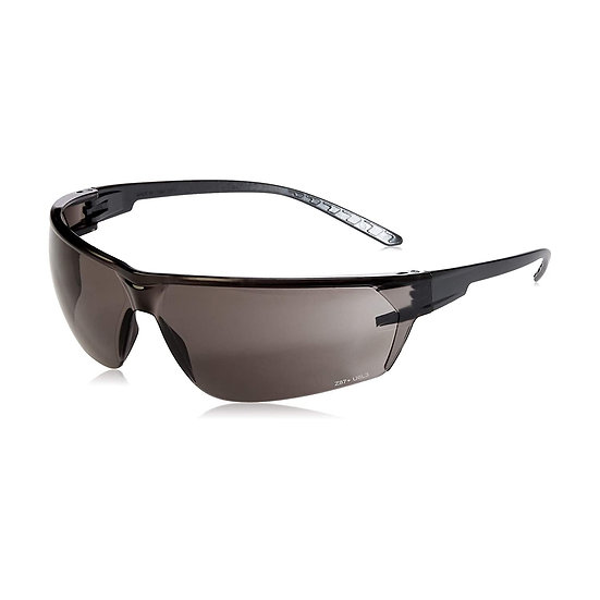 Safety Glasses (Gray/Black Anti-fog)
