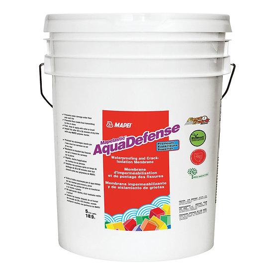 Mapei Mapelastic Aquadefense Waterproofing Membrane - 5 Gal