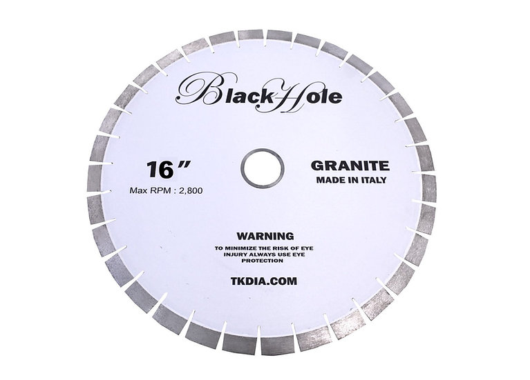 """16"""" Premium Granite Silent Blade - Made in Italy"""
