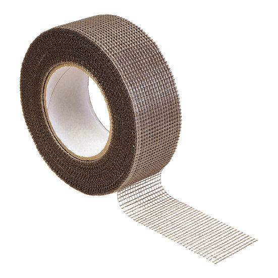 """Cement Board 2"""" Tape Adhesive - 150 ft Gray"""