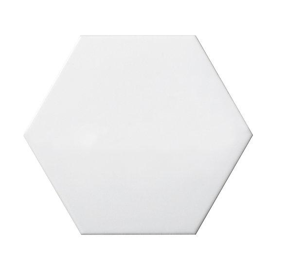Code White Hexagon