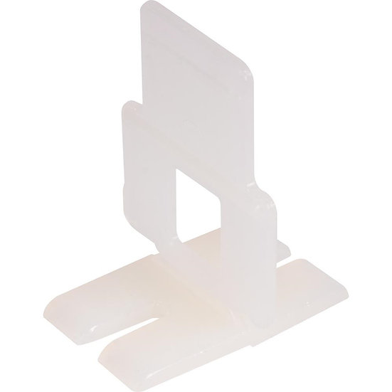 LASH® Flat Slotted Tile Leveling Clips, 300 count