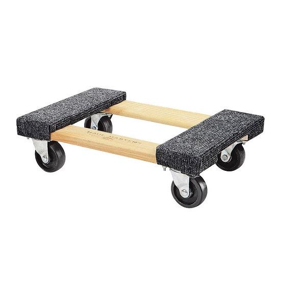"1000 lbs Capacity Wooden Dolly 18""x12"""