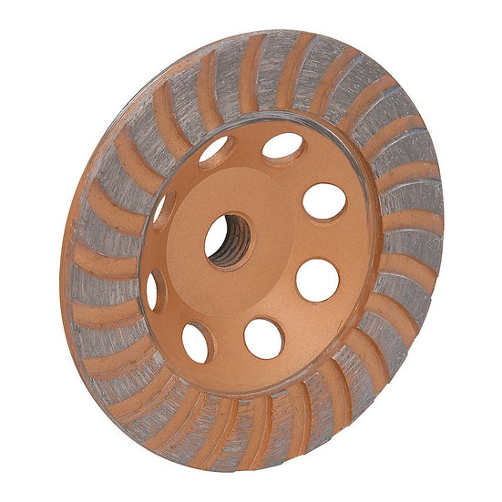 "4"" Turbo Diamond Cup Wheel"