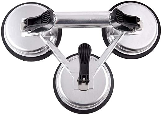 Triple Suction Cup - Aluminum