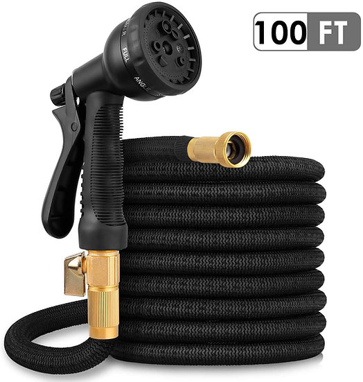 Kranich Garden Hose 100ft Expandable