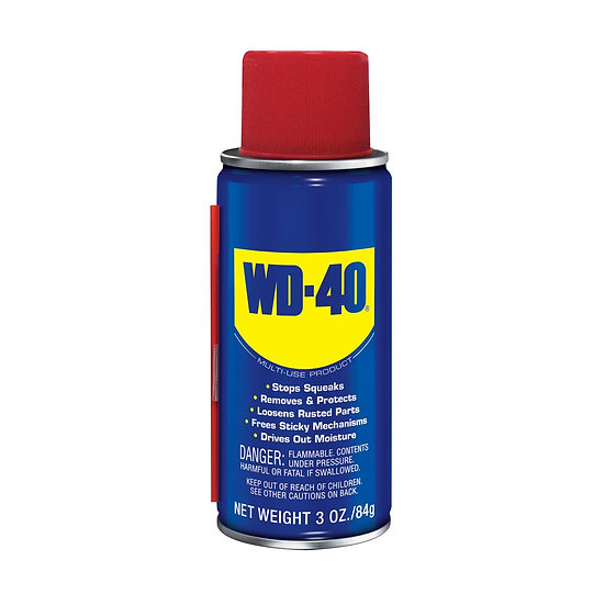 WD40 3 oz Aerosol