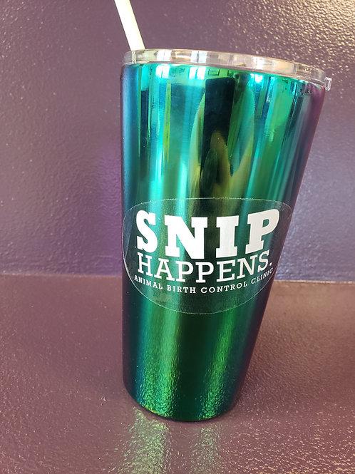 Snip Happens Sticker