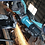 "Thumbnail: Makita 9557PB 4 1/2"" Angle Grinder with AC/DC Paddle Switch"