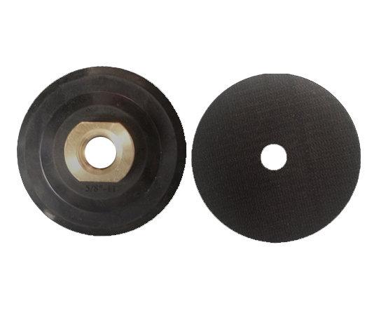 "4"" Flex Backer Pad - Velcro"