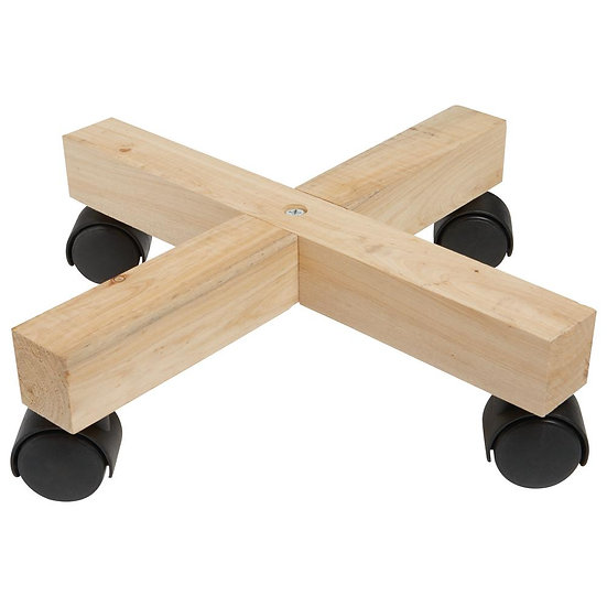 Wooden Bucket Roller Dolly